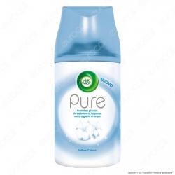 Air Wick Pure Freshmatic Soffice Cotone - Ricarica Spray da 250ml