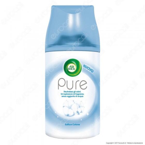 Air Wick Freshmatic Soffice Cotone - Ricarica Spray da 250ml