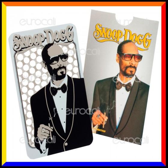 Grinder Card Formato Tessera Tritatabacco in Metallo - Snoop Dogg Suit [INVISIBILE]