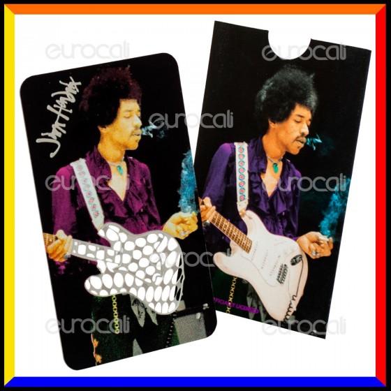 Grinder Card Formato Tessera Tritatabacco in Metallo - Jimi Hendrix Electric Mist [TERMINATO]