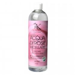 Acqua di Rose Micellare Struccante Viso - Flacone da 500ml
