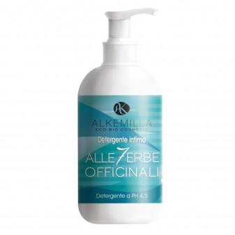 Alkemilla Detergente Intimo Bio Alle 7 Erbe Officinali Ph 4,5 - Flacone da 250ml