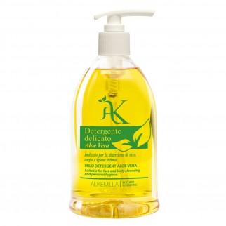 Alkemilla Detergente Delicato Bio Aloe Vera - Flacone da 500ml