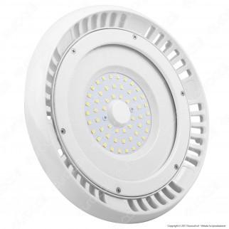 V-Tac VT-9065 Lampada Industriale LED Ufo Shape 50W SMD 120° High Bay Colore Bianco - SKU 5609 / 5611
