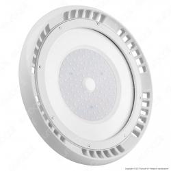 V-Tac VT-9115 Lampada Industriale LED Ufo Shape 100W SMD 120° High Bay Colore Bianco - SKU 5612 / 5613 / 5614