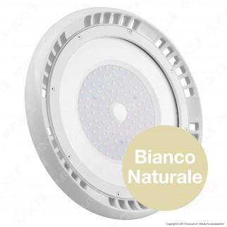 V-Tac VT-9115 Lampada Industriale LED Ufo Shape 100W SMD 120° High Bay Colore Bianco - SKU 5612 / 5613
