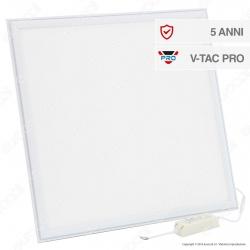 V-Tac VT-6165 Pannello LED 60x60 45W SMD con Driver - SKU 6419 / 6420 / 6421