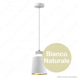 V-TAC VT-7333 Lampadario LED 7W Campana Colore Bianco - SKU 3935 / 3929