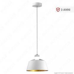 V-TAC VT-7444 Lampadario LED 7W Campana Colore Bianco - SKU 3937 / 3931