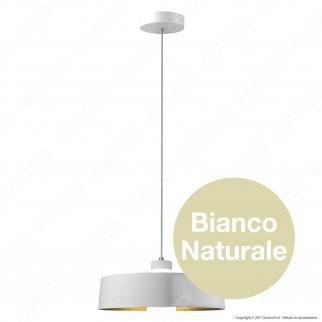 V-TAC VT-7666 Lampadario LED 7W Campana Colore Bianco - SKU 3939 / 3933