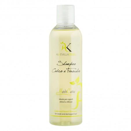 Alkemilla Shampoo Bio Cedro e Finocchio - Flacone da 250ml