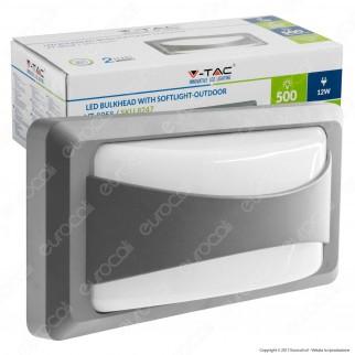 V-Tac VT-8058 Lampada LED da Muro 12W Wall Light - SKU 8245 / 8246 / 8247