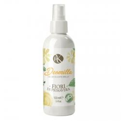 Alkemilla Deomilla Fiori di Primavera Bio Deodorante Spray - Flacone da 100ml
