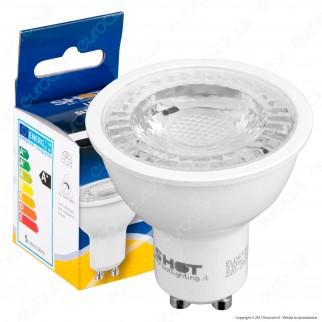 Bot Lighting Shot Lampadina LED GU10 4,5W Faretto Spotlight