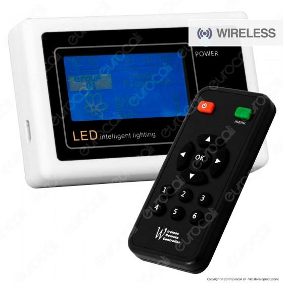 Ortoled Wireless Remote Controller per Lampade Ortoled Serie K