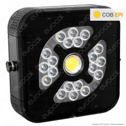 Ortoled 3 Serie K Lampada LED 135W per Coltivazione Indoor Consumo Reale 90W