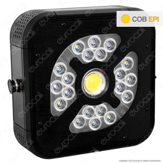 Ortoled Serie K Lampada LED 135W per Coltivazione Indoor Consumo Reale 90W