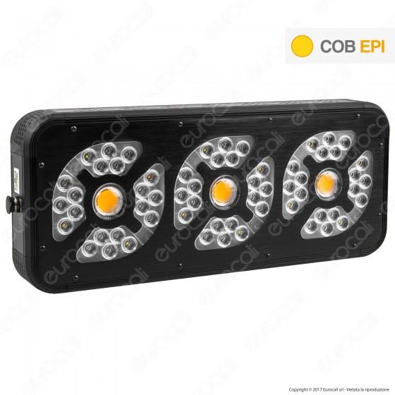 Ortoled 7 Serie K Lampada LED 405W per Coltivazione Indoor Consumo Reale 270W