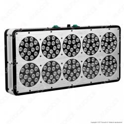 Ortoled 10 con Spettro Growlux Lampada LED 480W per Coltivazione Indoor