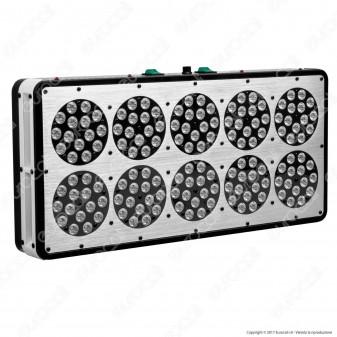 Ortoled 10 con Spettro Growlux Lampada LED 450W per Coltivazione Indoor