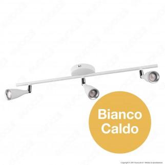 V-Tac VT-813 Lampada da Muro Wall Light LED 13,5W Colore Bianco - SKU 8270 / 8272