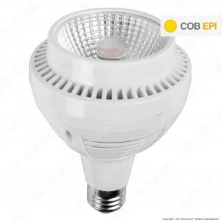 Ortoled Lampadina LED E27 Reflector 30W COB EPI per Coltivazione Indoor