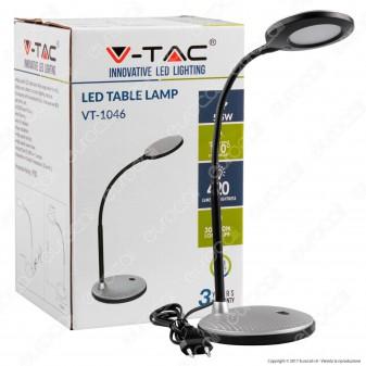 V-Tac VT-1046 Lampada da Tavolo LED 5,5W - SKU 8514 / 8515
