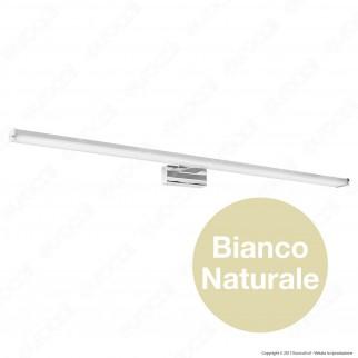 Kanlux ASTEN Lampada LED da Specchio Wall Light Cromata 15W IP44