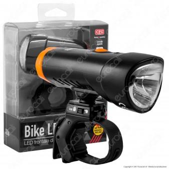CFG EL053 Bike Torcia LED Frontale per Bici