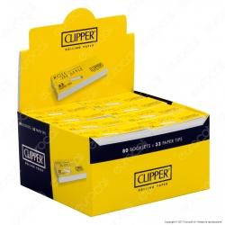 PROV-C00137010 - Clipper Filtri in Carta - Scatola da 80 Blocchetti