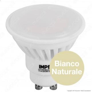 Imperia Ceramic Pro Lampadina LED GU10 9W Faretto Spotlight
