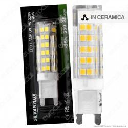Silvanylux Lampadina LED G9 7W Bulb