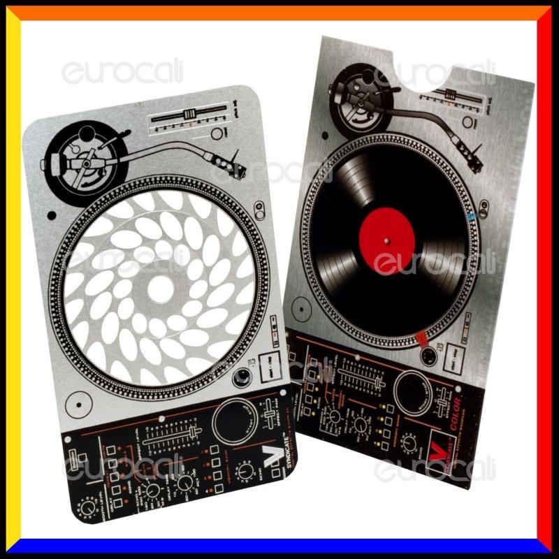 Grinder Card Formato Tessera Tritatabacco in Metallo - DJ Groove [TERMINATO]