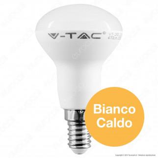 V-Tac PRO VT-250 Lampadina LED E14 6W Bulb Reflector R50 Chip Samsung - SKU 138