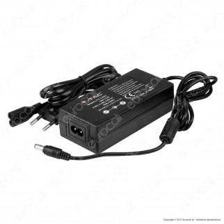 V-Tac VT-23043 Alimentatore 42W Plug&Play con Jack 2.1 IP44 - SKU 3249