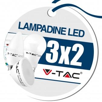3x2 Acquistando Lampadine LED V-Tac