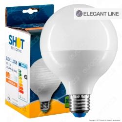 Bot Lighting Shot Lampadina LED E27 11W Globo G95 - mod. SLD4112X2B / SLD4112X3B / SLD4112X1B