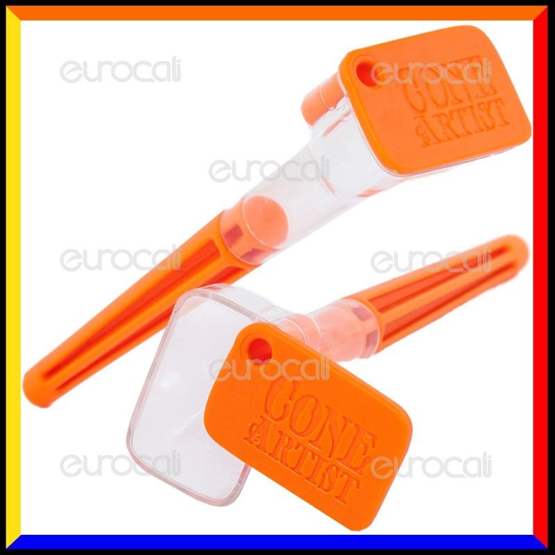 Cone Artist Rollatore per Coni in Plastica King Size per Cartine Lunghe