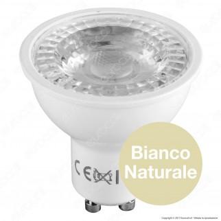 Bot Lighting Shot Lampadina LED GU10 6,3W Faretto Spotlight 36°