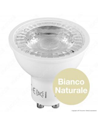 Bot Lighting Shot Lampadina LED GU10 6,3W Faretto Spotlight 36° 3000K