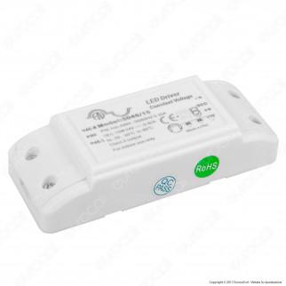 FAI 5046/15 Alimentatore a Tensione Costante 15W per LED 24V
