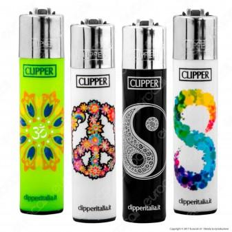 Clipper Large Fantasia Mystic Symbols 3 - 4 Accendini