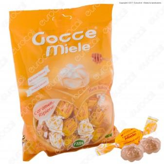 Caramelle Dure Gocce con Ripieno al Miele Senza Glutine - Busta 180g