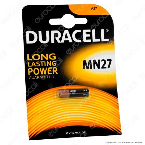 Duracell MN27 (A27) 12V/B - Blister 1 Batteria
