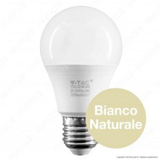 V-Tac PRO VT-211 Lampadina LED E27 11W Bulb A58 Chip Samsung - SKU 177 / 178
