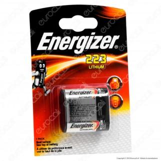 Energizer Lithium 223 Pila Al Litio - Blister 1 Batteria