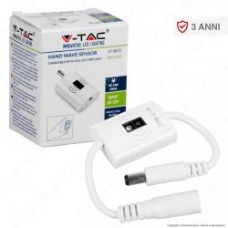V-Tac VT-8072 Sensore di Movimento a Corto Raggio per Strisce LED - SKU 2557