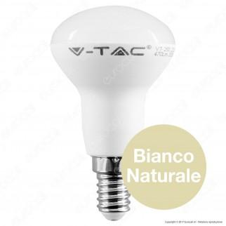 V-Tac PRO VT-250 Lampadina LED E14 6W Bulb Reflector R50 Chip Samsung - SKU 138 / 140