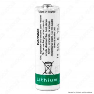 Saft Batteria Al Litio Ls 14500 Stilo AA - Batteria Singola