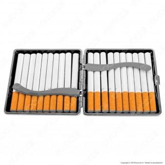 Atomic Astuccio Porta Sigarette in Metallo